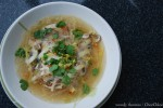 Chicken Soup with Glass Noodles