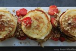 Hello spring… Ricotta Pancakes, Bacon & Bike Ride