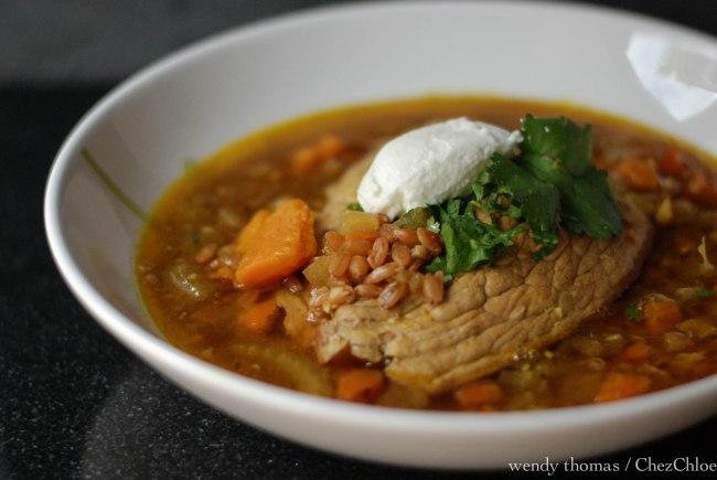 mulligatawney soup