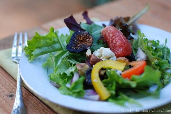 New Year's Salad & Otis-5