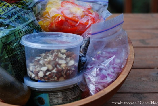 New Year's Salad & Otis-7