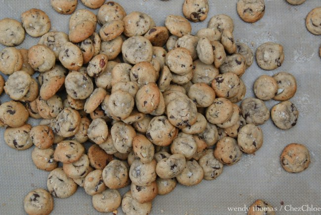 Salted Almond Choc chip cookies-3