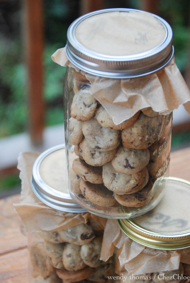 Salted Almond Choc chip cookies-5
