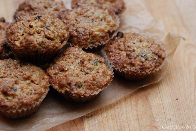 Morning Glory Muffins Gluten free-10