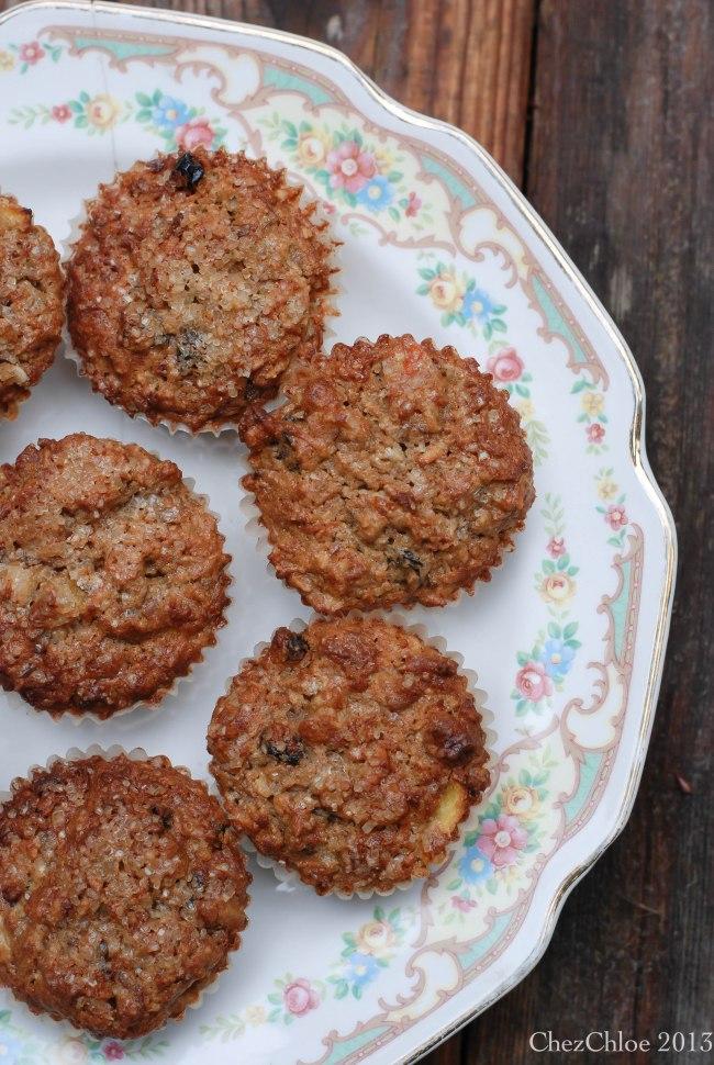 Morning Glory Muffins Gluten free-11