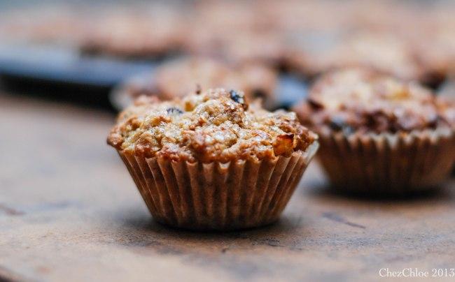Morning Glory Muffins Gluten free-6