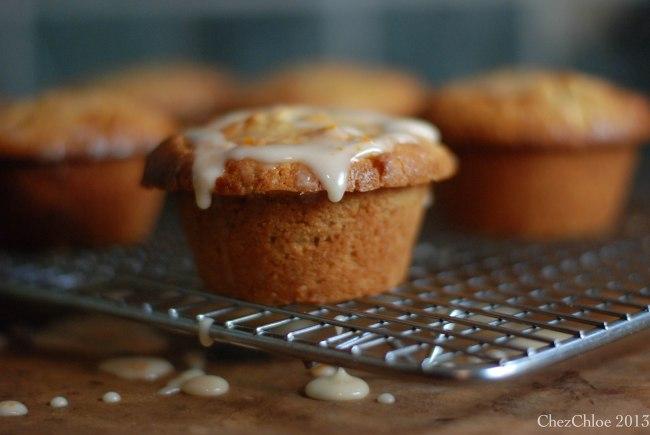 orange carrot muffins-6