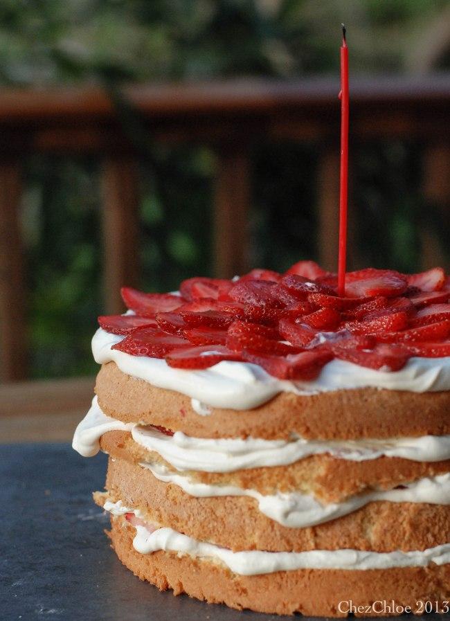 Strawberry cake-10