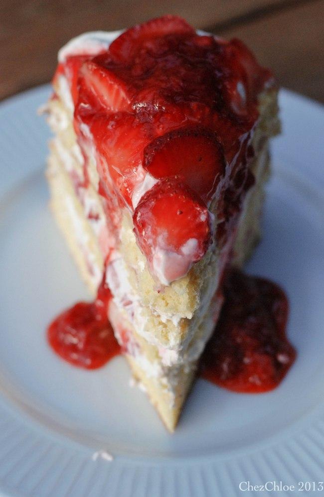 Strawberry cake-13