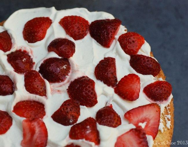 Strawberry cake-6