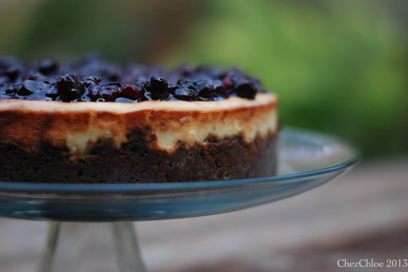 Cranberry cheesecake ginger crust-7