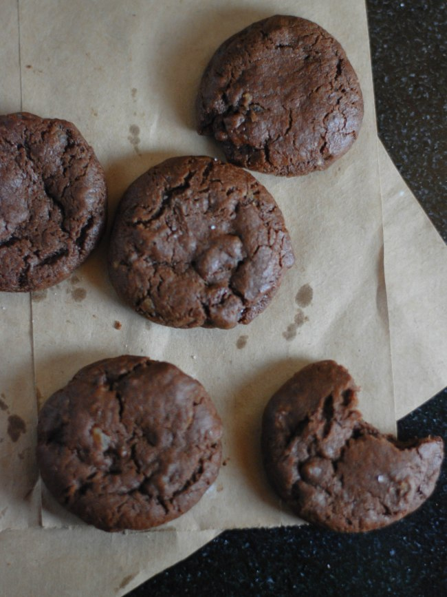 cholcolate ginger cookies-13