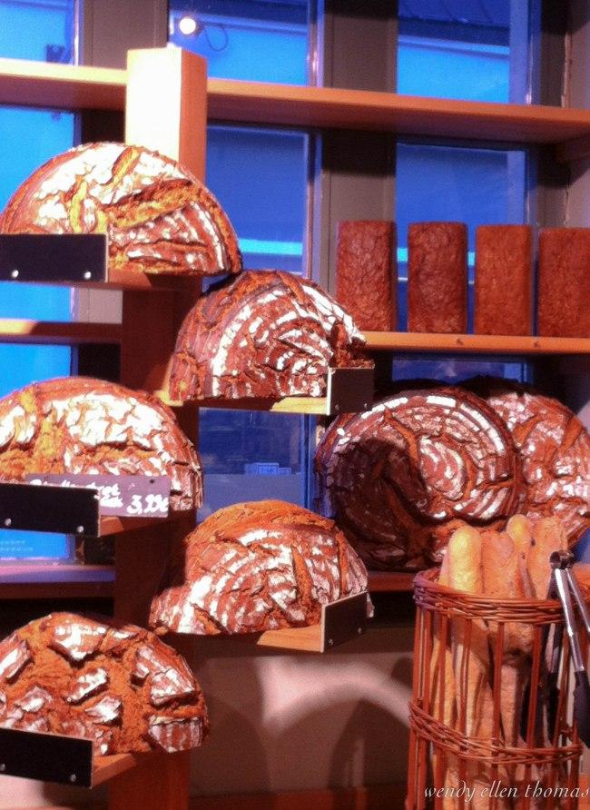 I love german bread