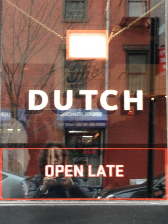 The Dutch NYC