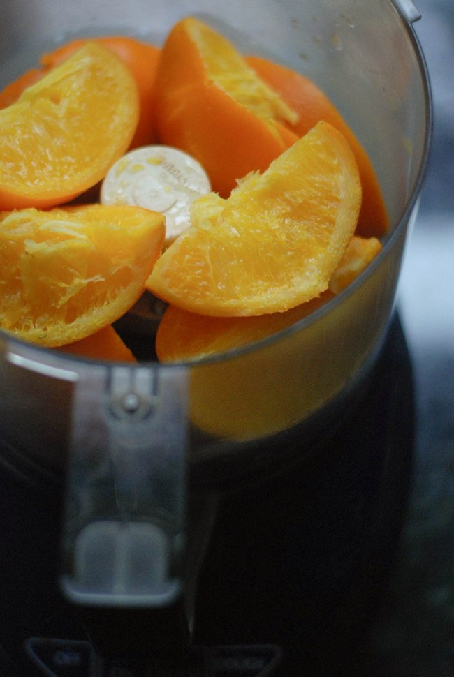 Almond Orange Cake GF-3