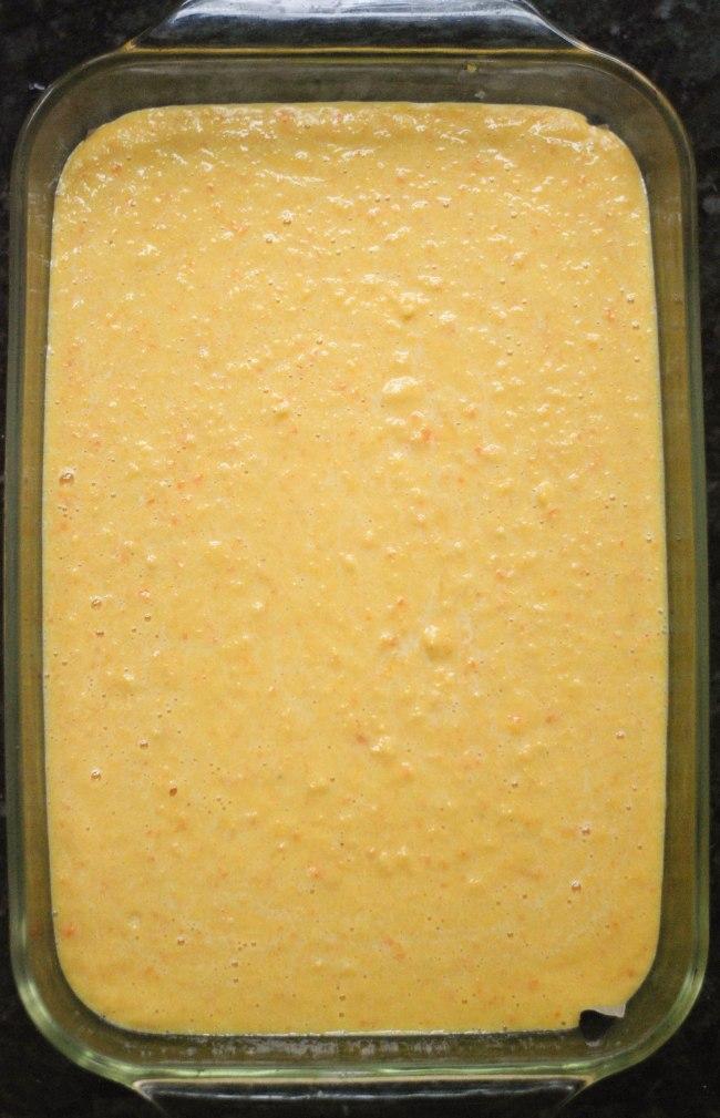 Almond Orange Cake GF-7
