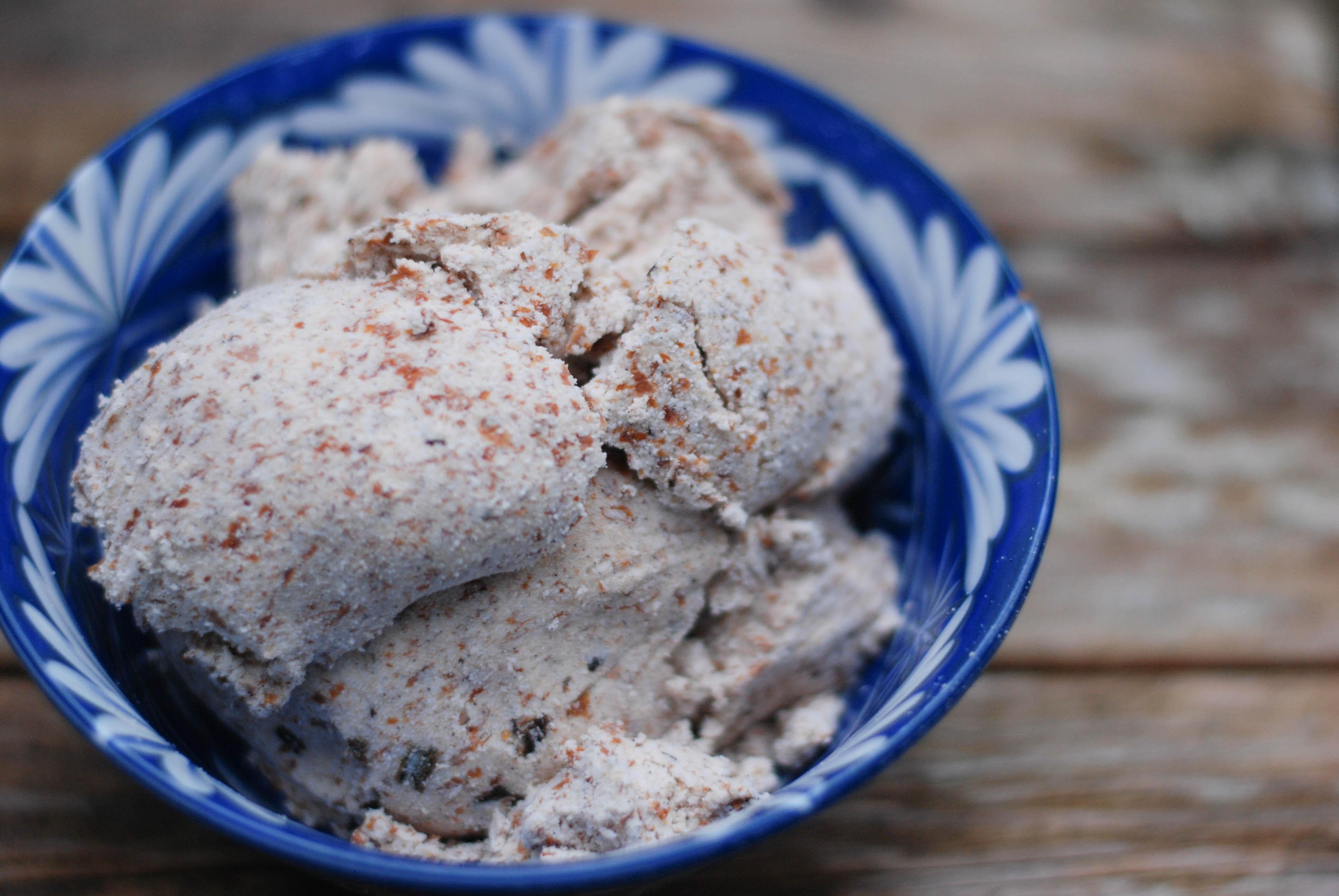 Vanilla almond milk homemade 11