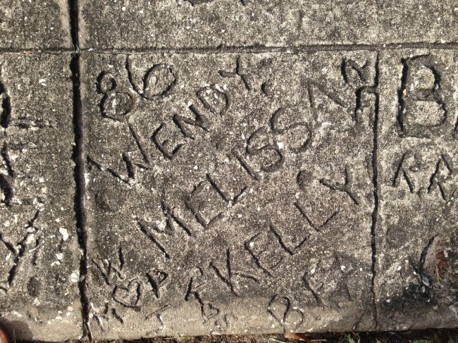 WPHS stone