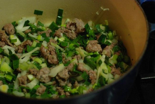 White bean kale sausage soup @wendyellenthomas.com-2