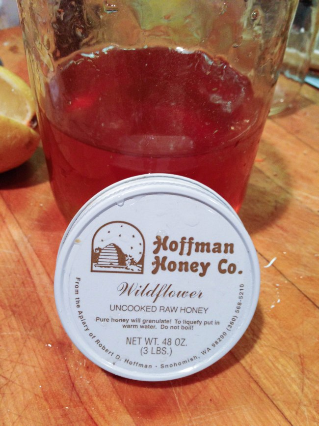 Hoffman honey